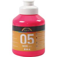 A-Color neon pink, 500 ml
