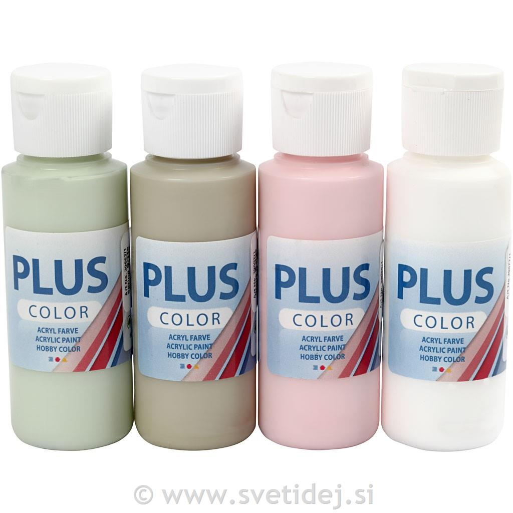 Plus Color set 4x60 ml