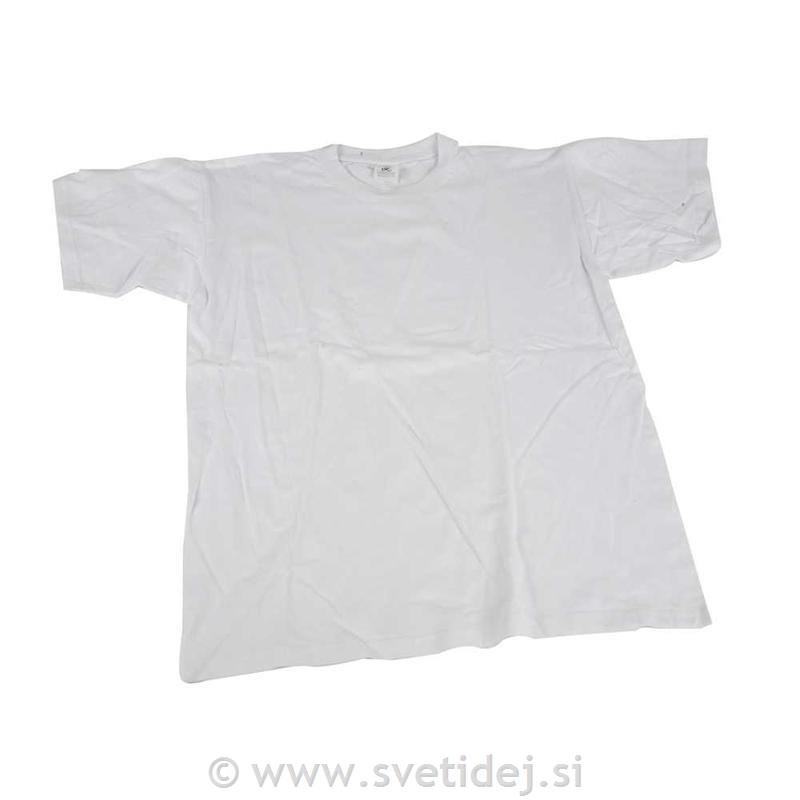 T-shirt, 7-8 let, bel